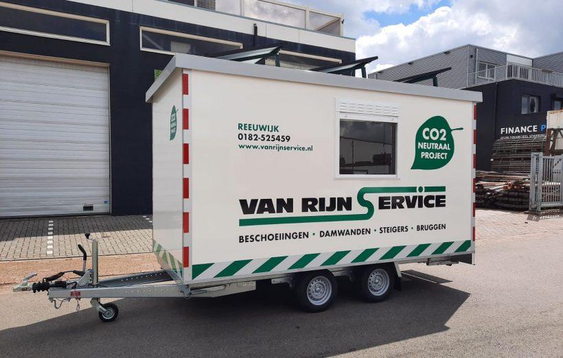 VRS duurzame schaftketen Van Rijn Service 1HB